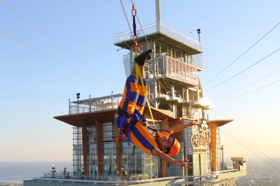 Sky Experience Adventure- Tower Zip